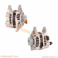 Lichtmaschine für Brilliance BS4 1.8 L - BS6 2.0 DAL D343562-A  JFZ1825C JFZ1928