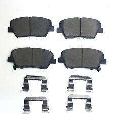 Premium Ceramic Disc Brake Pads D1432C Front for Kia Sorento Hyundai Santa Fee