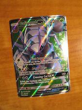 NM FULL ART Pokemon GOLISOPOD GX Card BURNING SHADOWS Set 129/147 Sun Moon Rare