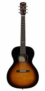 Alvarez Delta00 TSB Tobacco Sunburst Parlor Size Acoustic Guitar - V Style Neck