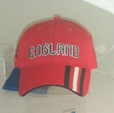 England Adidas 2010 FIFA World Cup South Africa Embroidered Strapback Hat New