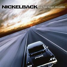 NICKELBACK - ALL THE RIGHT REASONS - CD SIGILLATO 2005