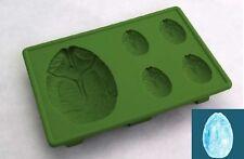 Alien-Ei Silikon-Form, Eiswürfelform, Kotobukiya Egg Pod, Eiswürfel-Behälter