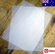 20 X parchment paper Construction Blueprint-Semi-Transparent - Australia Stock