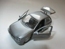 "Opel Corsa B ""GSi"" in grau grise grey metallic, GAMA in 1:43 DEALER box damaged!"
