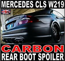 Mercedes CLS W219 AMG Style Carbon Rear Boot Spoiler UK Stock UK Seller