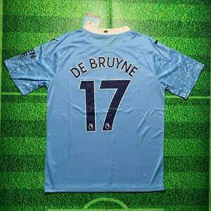 Kevin De Bruyne Manchester City 20/21 Home Jersey (1 Day Shipping)