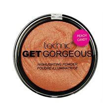Technic Get Gorgeous Highlighting Powder PEACH CANDY - 12g **BRAND NEW**