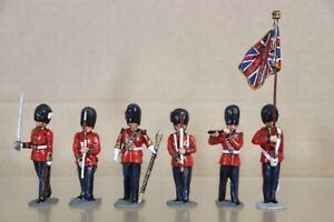 TRADITION of LONDON SCOTS GRENADIER WELSH & COLDSTREAM GUARD COLOUR PARTY nw