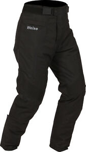 """WEISE BALTIMORE OUTLAST WATERPROOF ARMOURED TEXTILE JEANS SIZE LARGE 34"""" WAIST"""