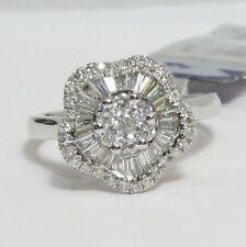 Christmas Natural Round Fine Diamond Rings