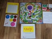 1993 It's About Time Balancing work and Family Game