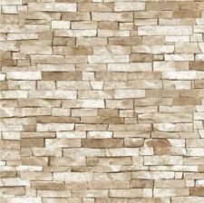 Floor Wallpaper NEW Wooden Planks Black P+S International White 05236-20