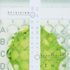 DE/VISION-De/Vision-Devolution  (UK IMPORT)  CD NEW
