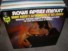 BOBBY HACKETT slows apres minuit ( jazz ) - 2lp - holland -