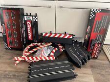 Carrera Evolution/Exklusiv Bahn Set inkl. Leitplanken und Außen-bzw Innenrandset