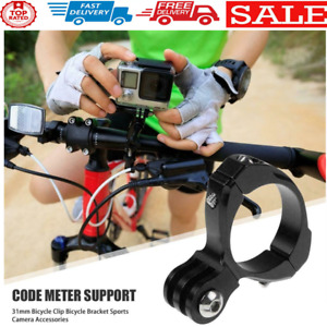 Bike Bicycle Handlebar Mount Holder Bracket for GoPro Camera Accessories