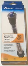 Aqueon Submersible Aquarium Heater 50 Watt for Aquariums up to 20 Gallons