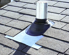 Aluminium and Rubber Residential Masterflash Roof Flashing