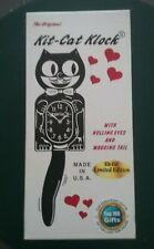 Horloge Kit-Cat Klock NEUF Retour vers le futur