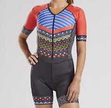 ZOOT - Women's LTD Tri Aero Racesuit - Cali - EXTRA SMALL