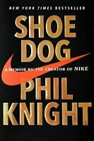 Shoe Dog Memoir by Creator of NIKE Instant FASTEST Delivery in 5SECONDS[EB-OOK/]