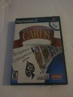 World Championship Cards PlayStation 2 Video Game ( NEW SEALED )