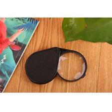Pocket 10 X Jewellers Loupe Magnifying Lens Eye Glass Chrome Magnifier  Braw