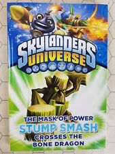 Skylanders Universe: Mask of Power No. 6 : Stump Smash Crosses the Bone Dragon