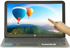 "New HP ENVY 15.6"" Touchscreen AMD Quad Core 2.1GHz 6GB 750GB Radeon GPU BT Win 8"