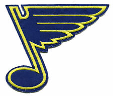 1968 ST LOUIS BLUES OFFICIAL NHL HOCKEY TEAM PATCH WILLABEE WARD NO CARD