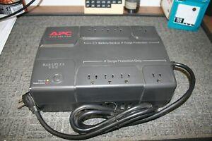 APC UPS: 550VA  120V BE550G