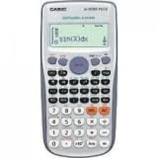 Casio Fx-570es Fx570es Plus 2-line Display Scientific Marix Vector Calculations