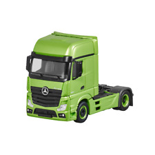 Mercedes Benz Actros FH25 Gigaspace Trattore OPACO Verde 1:87 Nuovo Conf. Orig.