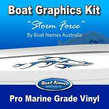 Boat Graphics Kit - Storm Force