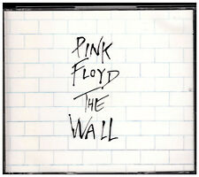 Pink Floyd - The Wall 2 CD West Germany black label