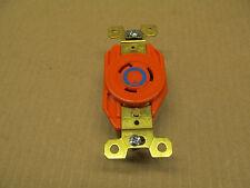 1 NIB HUBBELL IG2320 20 AMP 250 V TWIST LOCK RECEPTACLE NEMA L6-20R