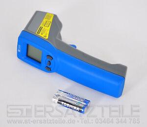 LCD Laser Infrarot Thermometer -35 bis +365°C Temperaturmesser Hella Gutmann