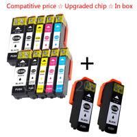 12x Ink Cartridges for Epson XP530 XP540 XP630 XP635 XP640 XP645 XP830 XP900