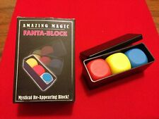 FANTA-BLOCK – Wonder – Pocket Close Up Prediction Magic Trick