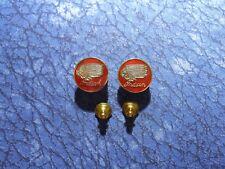 Lapel/Hat Pin Tie Tacks 2 Indian Motorcycle Logo