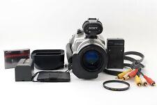 Sony DCR-VX2000 Digital Handycam Video Camcorder [Excellent++] From Japan