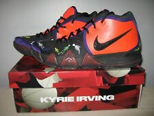 5069765bf05 Nike KYRIE 4 DOTD TV PE 1 Size 12 Day of the Dead Orange   Black