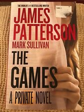 Private: The Games by James Patterson and Mark Sullivan *PB*
