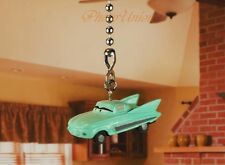 Disney Pixar Cars Flo Ceiling Fan Pull Light Lamp Chain Decoration K1257 E