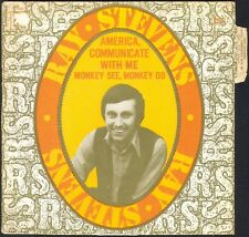 RAY STEVENS AMERICA COMMUNICATE WITH ME 45T SP BIEM CBS 5151 DISQUE NEUF / MINT