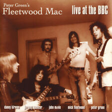 PETER GREEN'S FLEETWOOD MAC - Live At Bbc (2 CD - Castle Records 114-2) like new