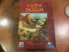 In The Year Of The Dragon Board Game - Stefan Feld - by Rio Grande/Alea Games