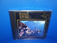 Strauss World Famous Masterpieces (CD, Sep-1994, Madacy) BRAND NEW! A482