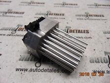 BMW E46 330 CI heater blower resistor regulator used 2004